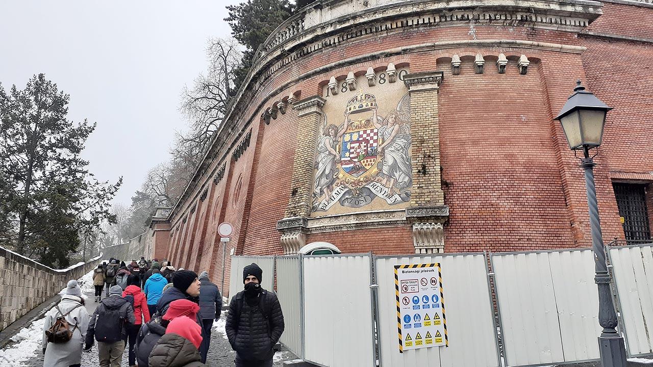 castelo buda ingresso