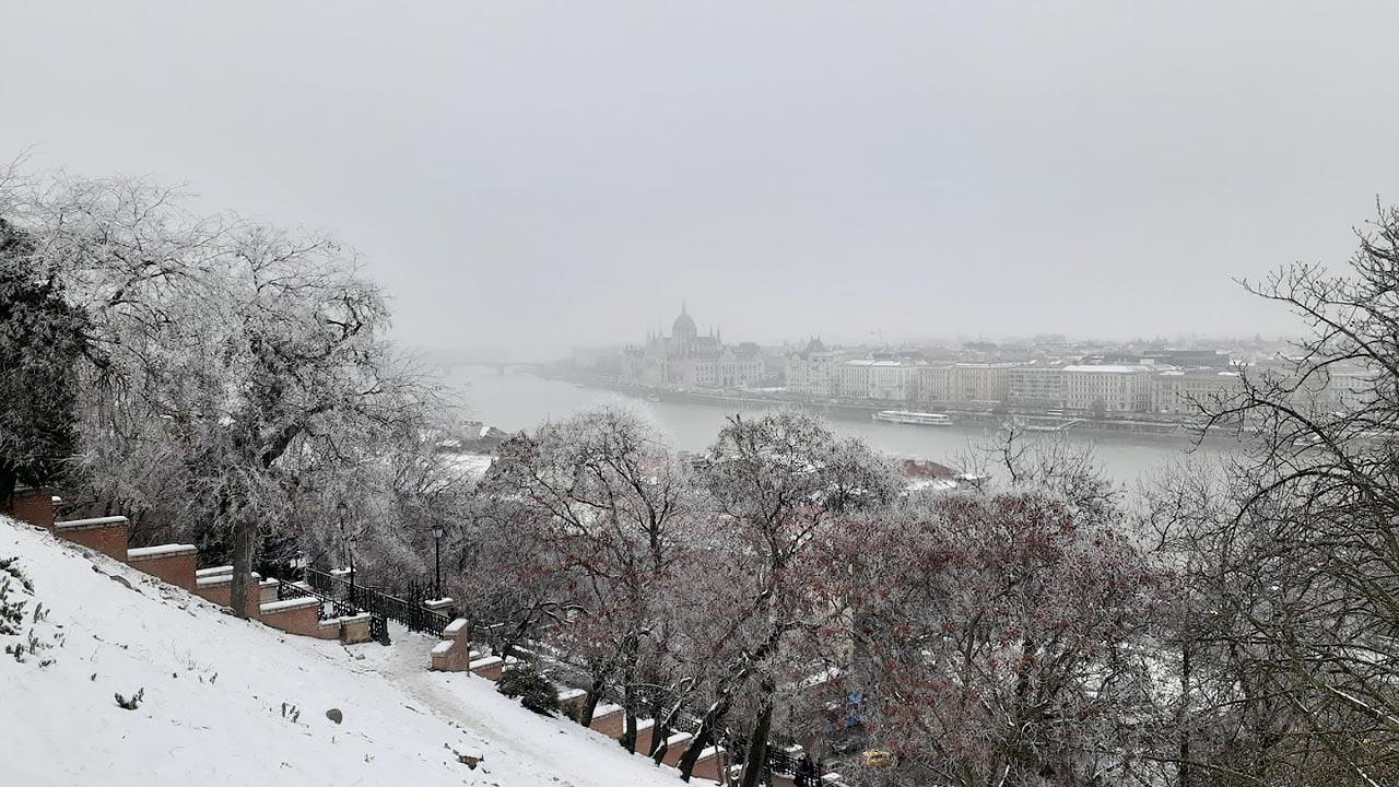 viajar para Budapeste