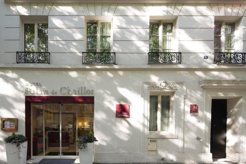 hoteis em paris