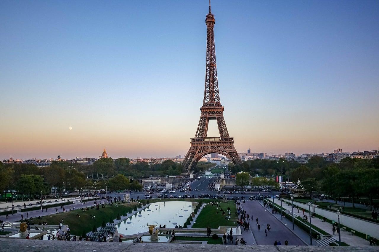 fotos de paris jardins