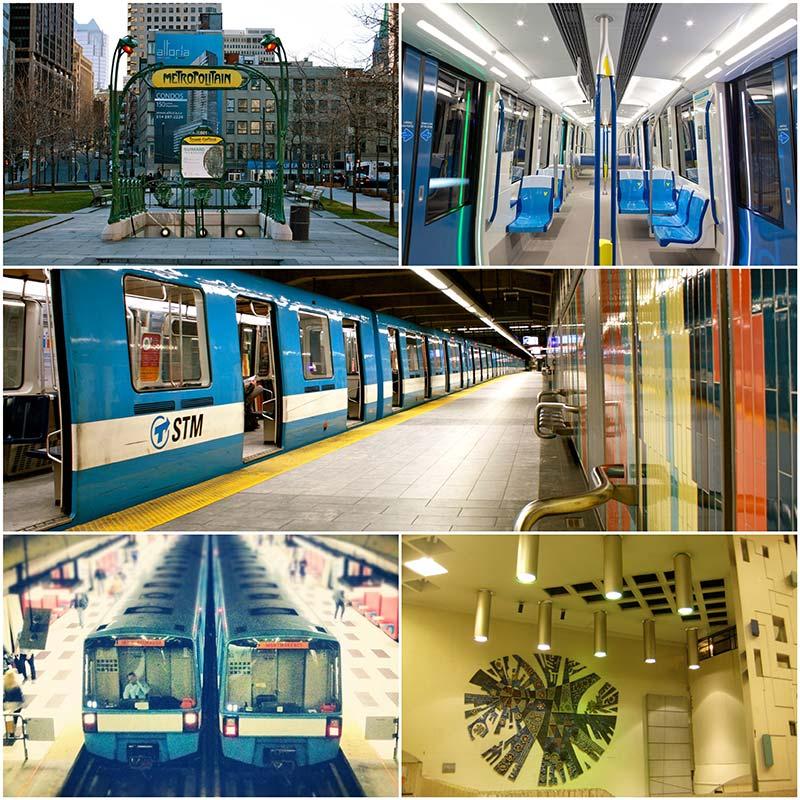 Metrô de Montreal