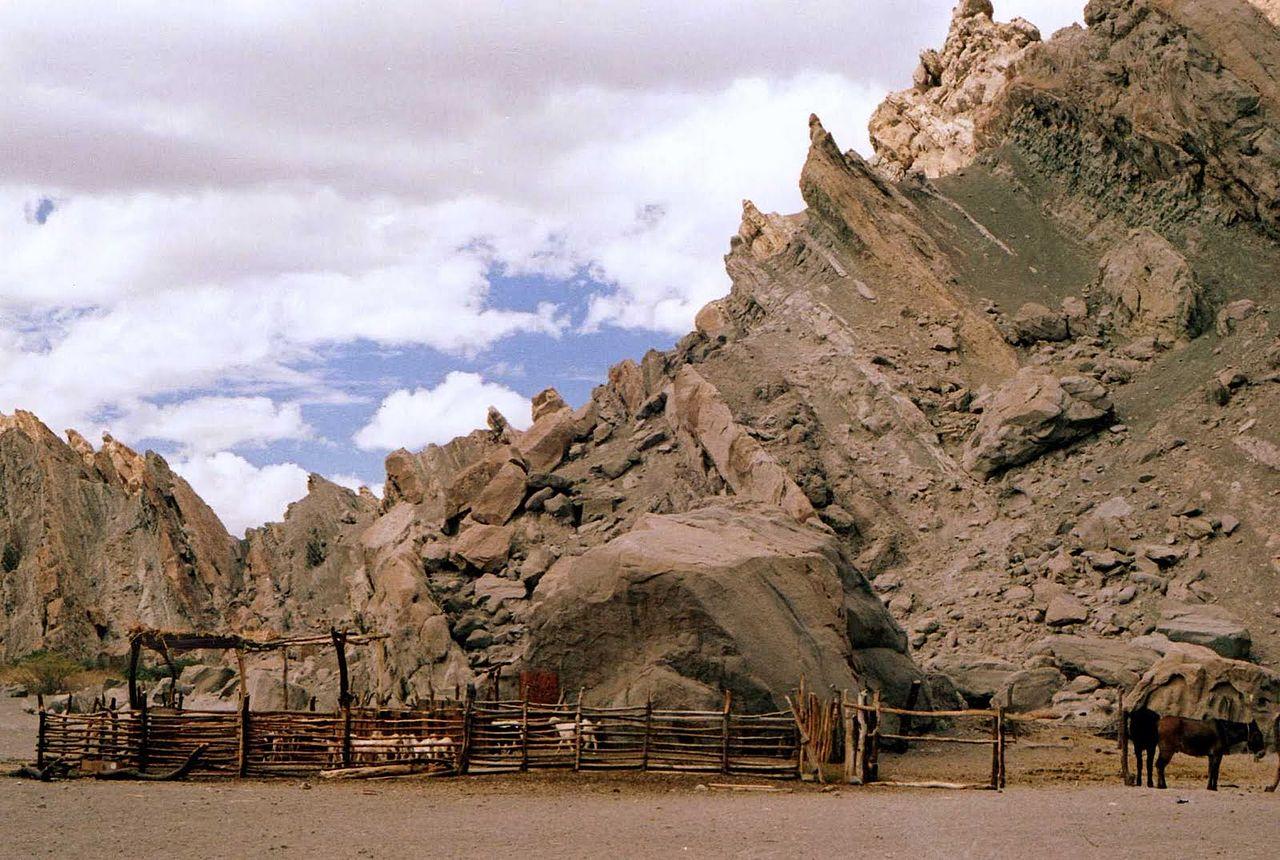 Quebrada das Flechas Argentina