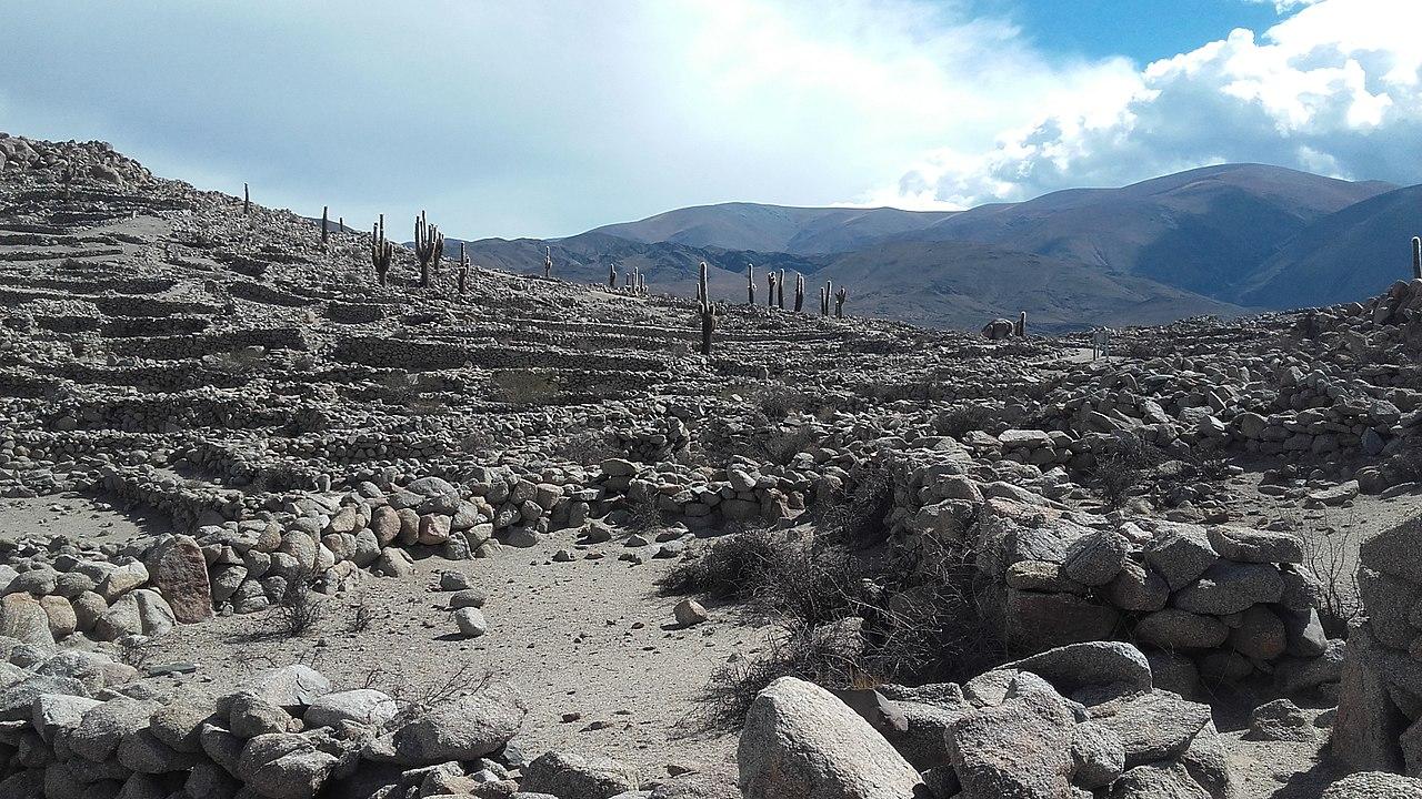 Santa Rosa de Tastil altura