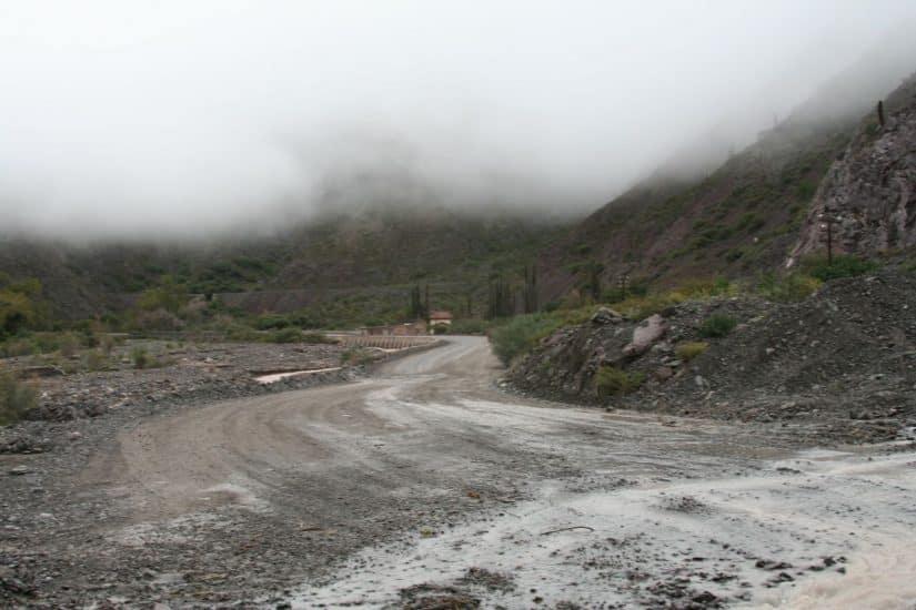 Santa Rosa de Tastil clima