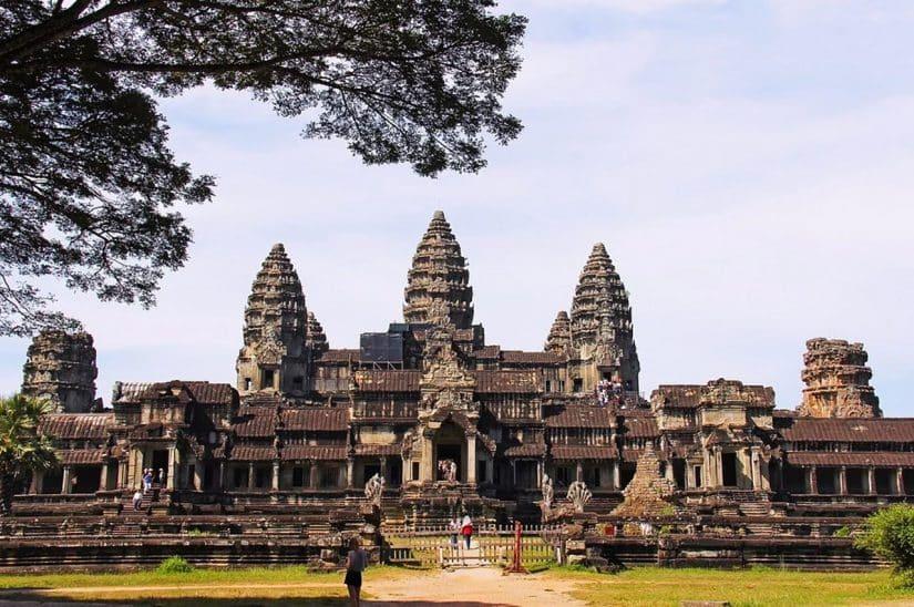 angkor wat camboja