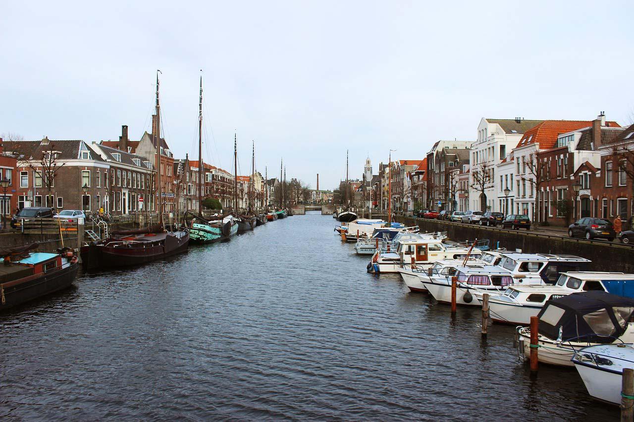 Roteiro de carro na Holanda