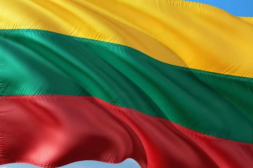 bandeira da lituania significado