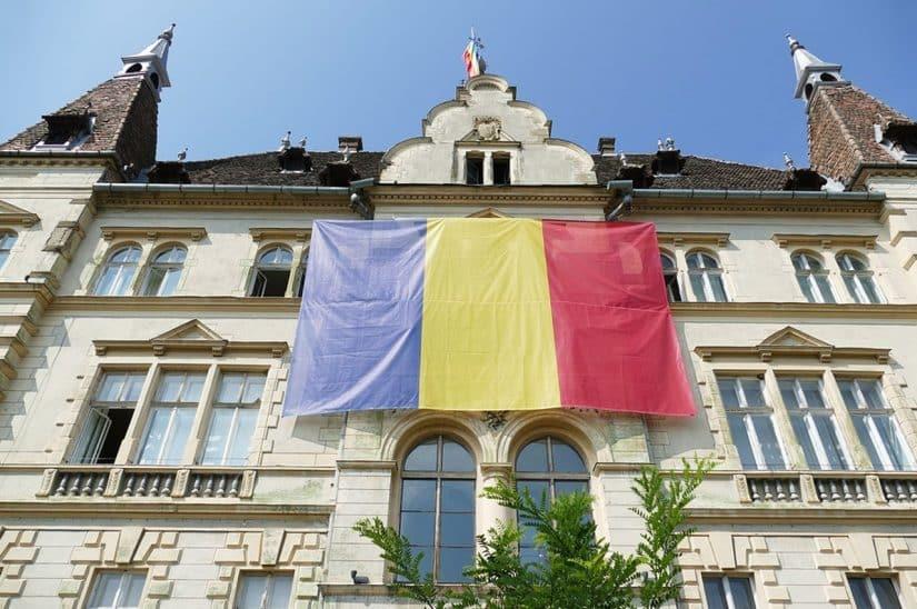 romênia bandeira