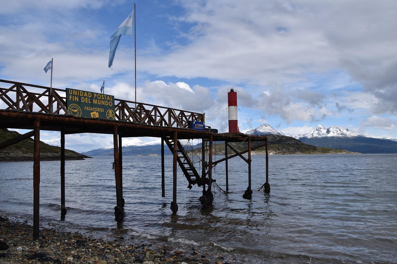 canal beagle ushuaia hotel