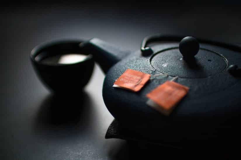 chá japão