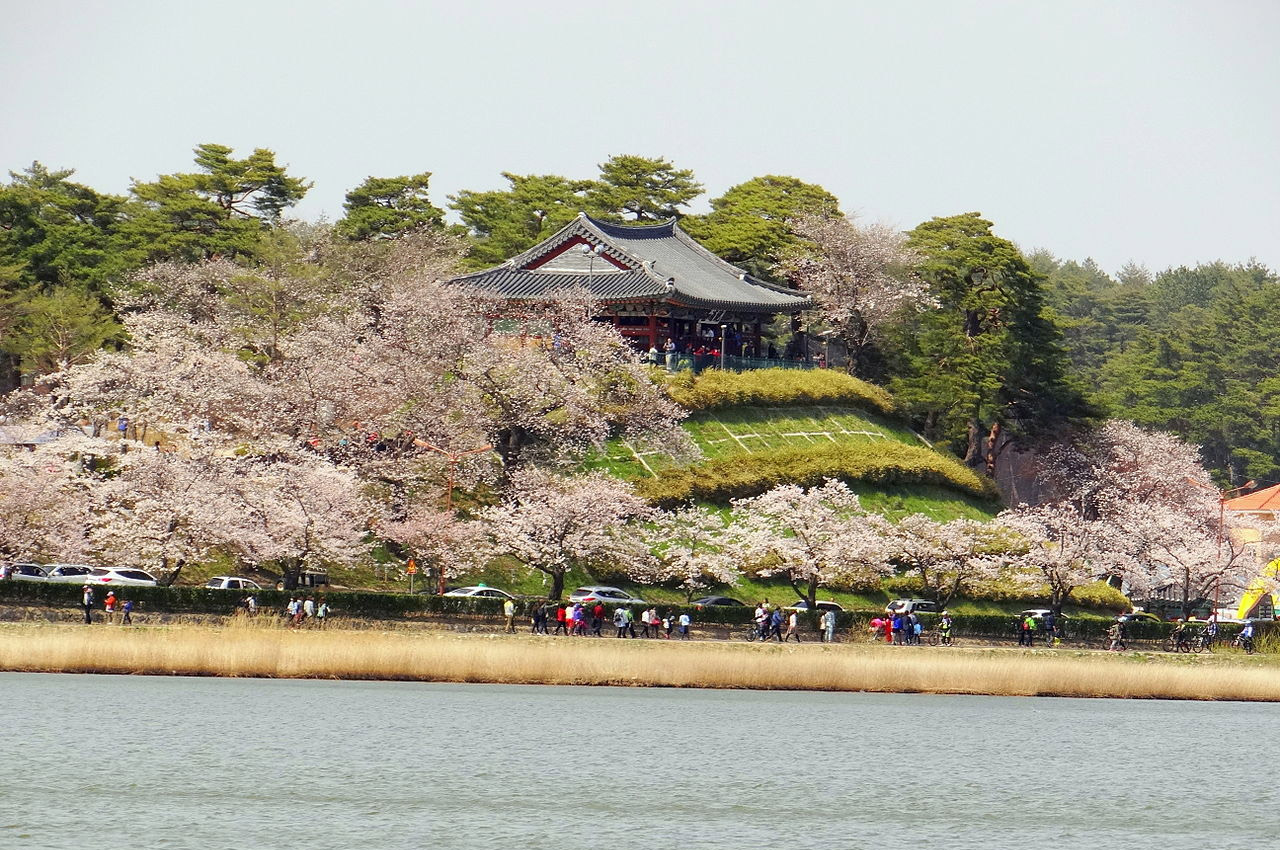Gyeongpo coreia do sul