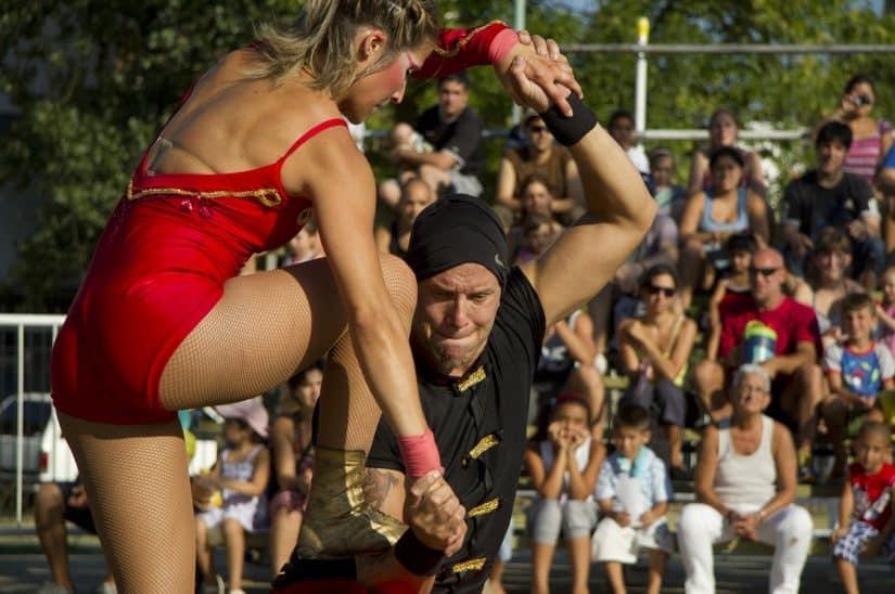 circo argentina