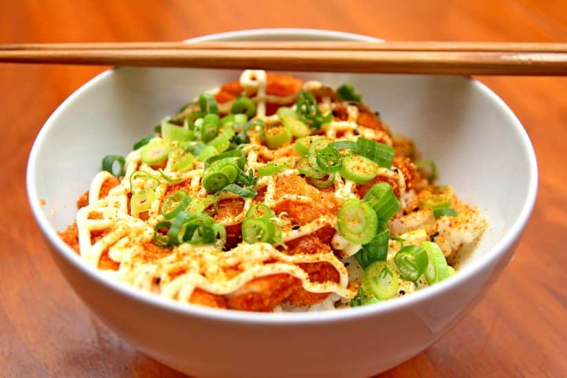 comida japonesa, lamem