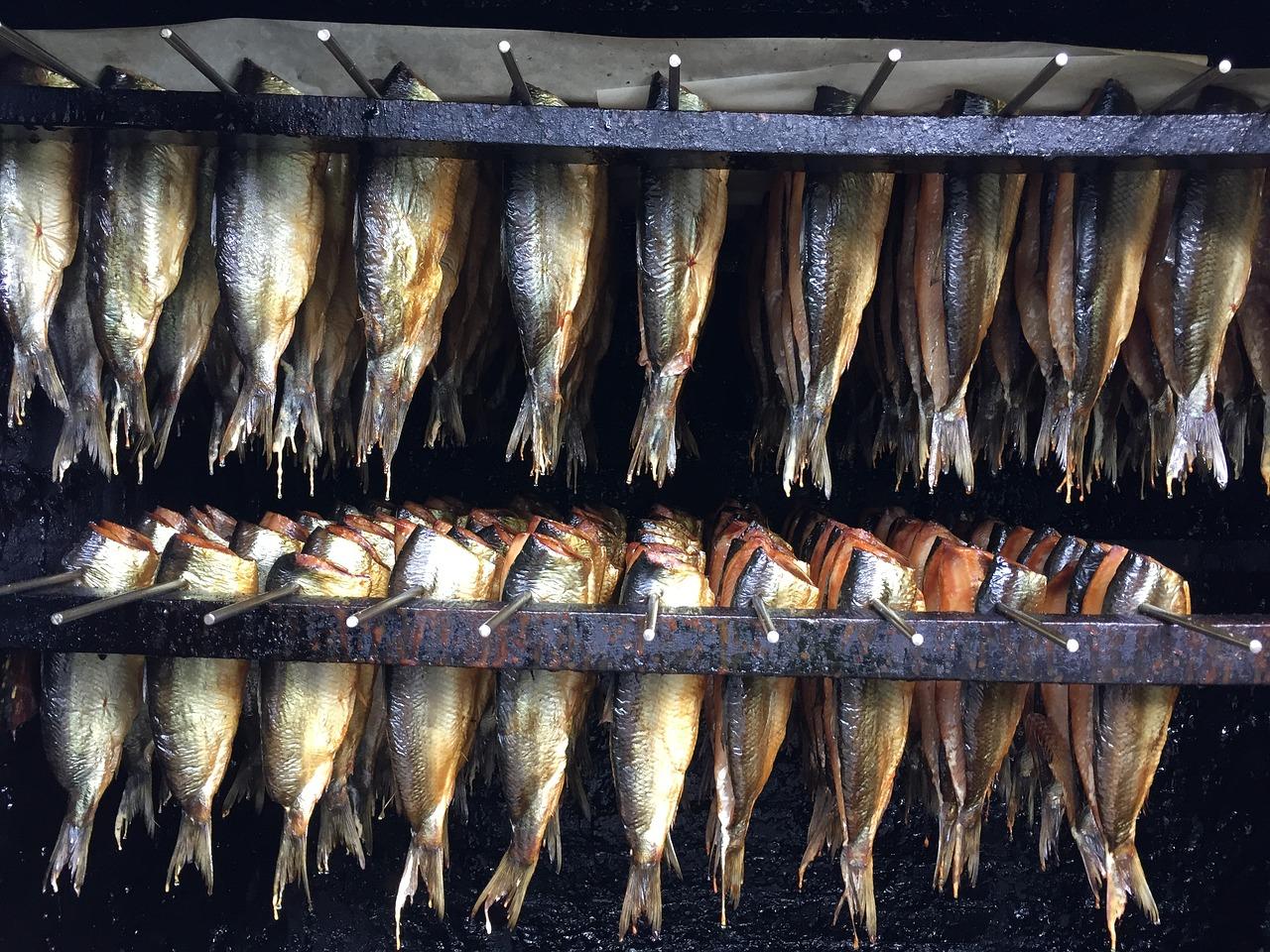 comidas tipicas da letonia Kūpināta Zivs