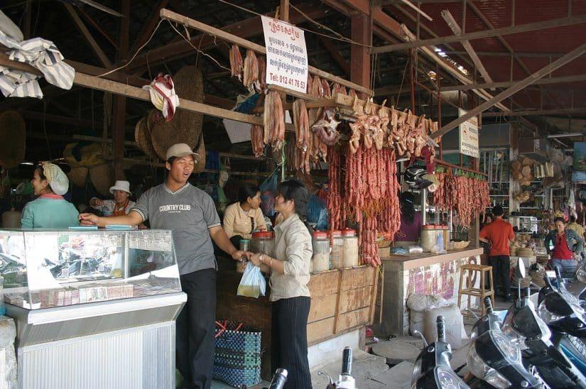 custo de vida no camboja