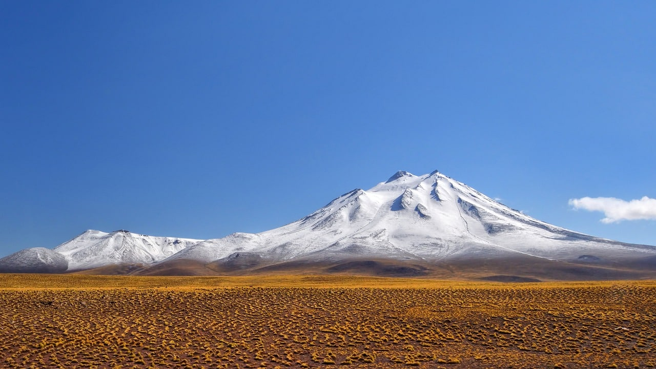 Melhores tours no Deserto do Atacama