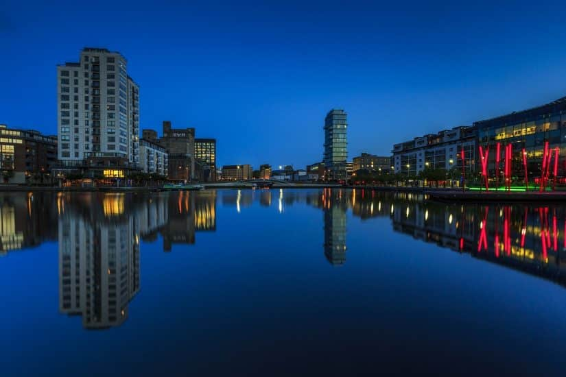 destinos para homestay na Irlanda