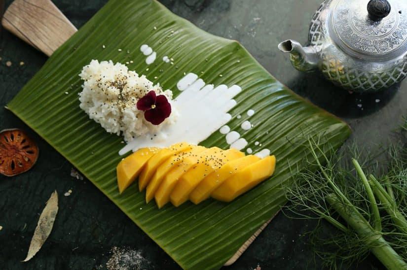 doces tipicos da asia