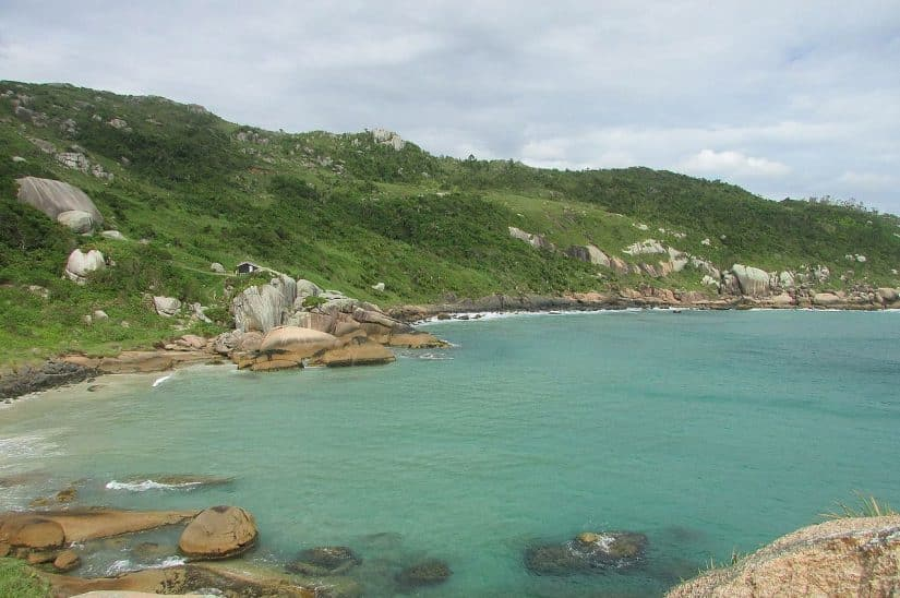 Praia do Gravatá Florianópolis