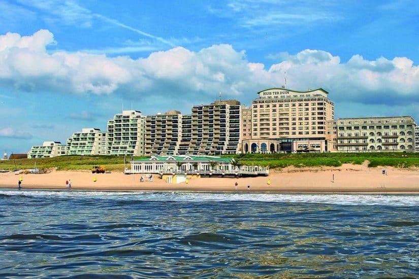 hoteis na Holanda Grand Hotel Huis ter Duin