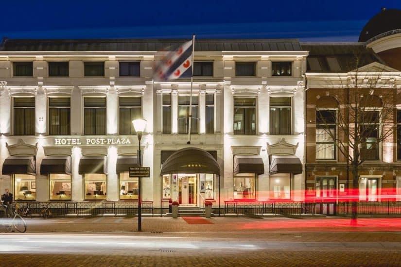 hoteis na holanada Leeuwarden