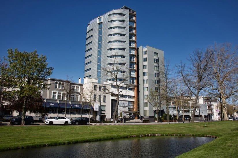 hotéis baratos em Rotterdam holanda