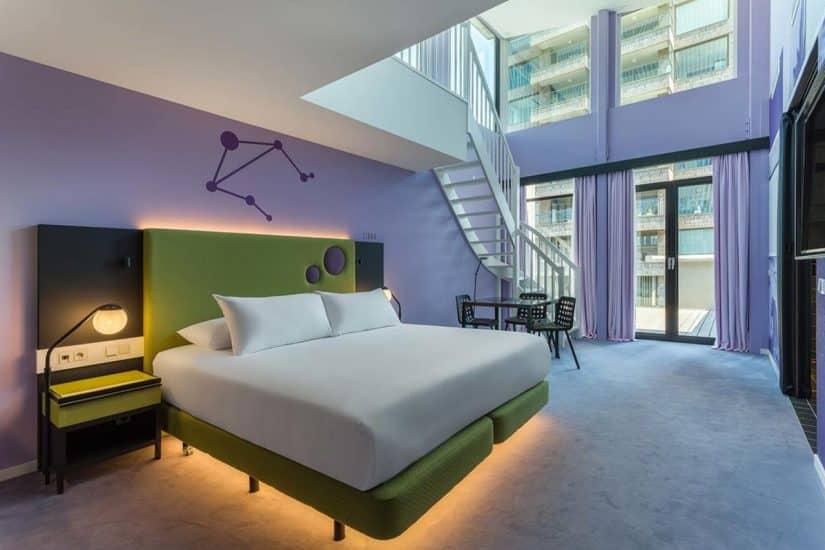 Hotéis imperdíveis em Rotterdam