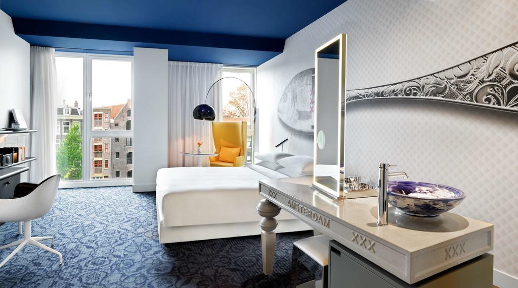 hotéis em Amsterdam com spa