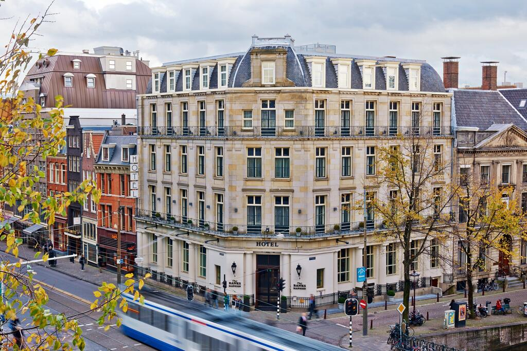dicas de hotéis em Amsterdam