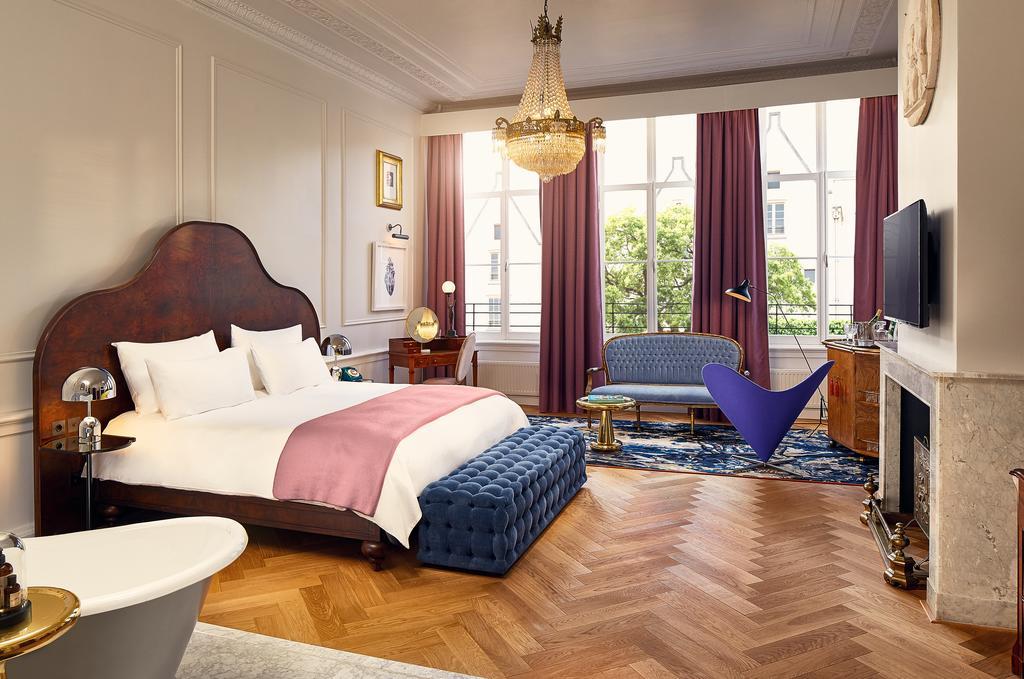 hotel com design holandês