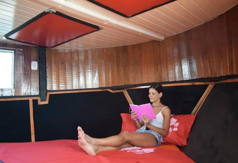 hotéis em alto mar brasil