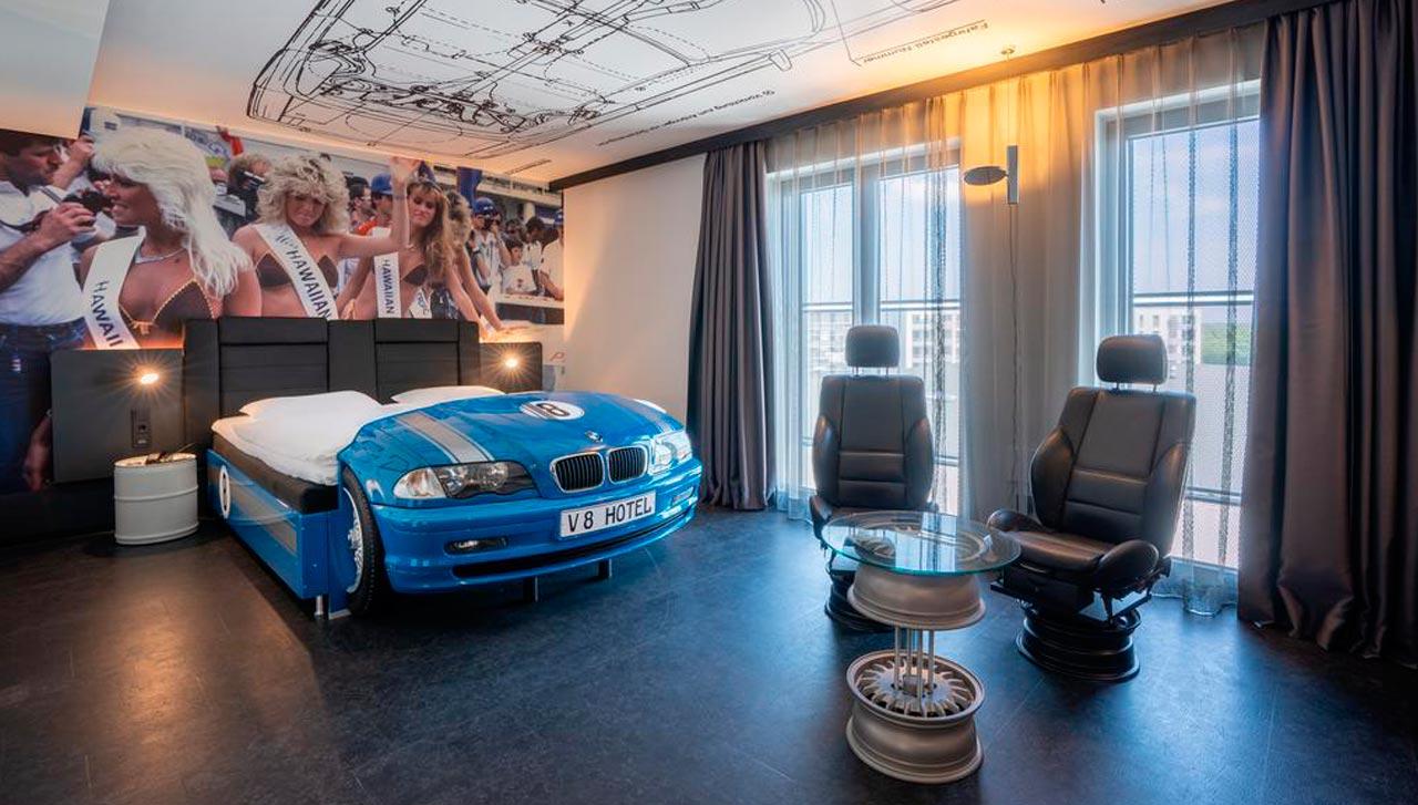 hotel alemanha carros