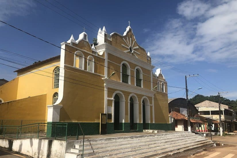 igrejas no pará