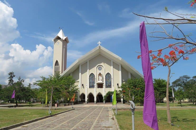 timor leste religiao