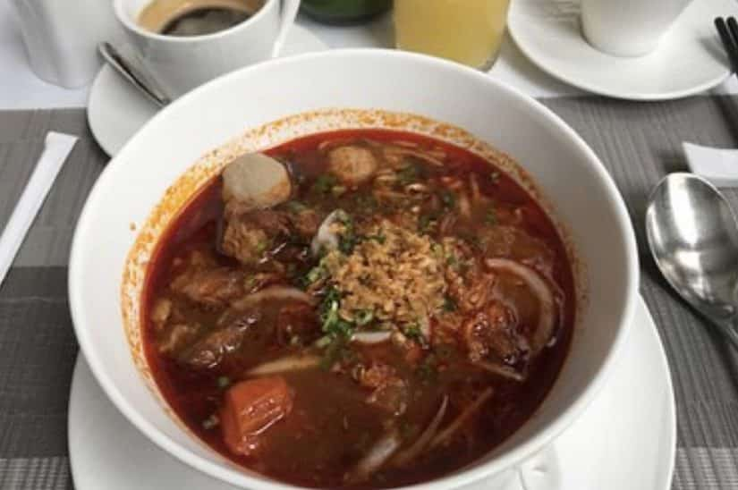 comida asiatica nomes