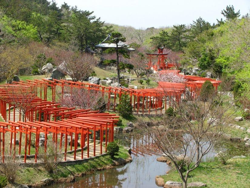 jardim japones Takayama