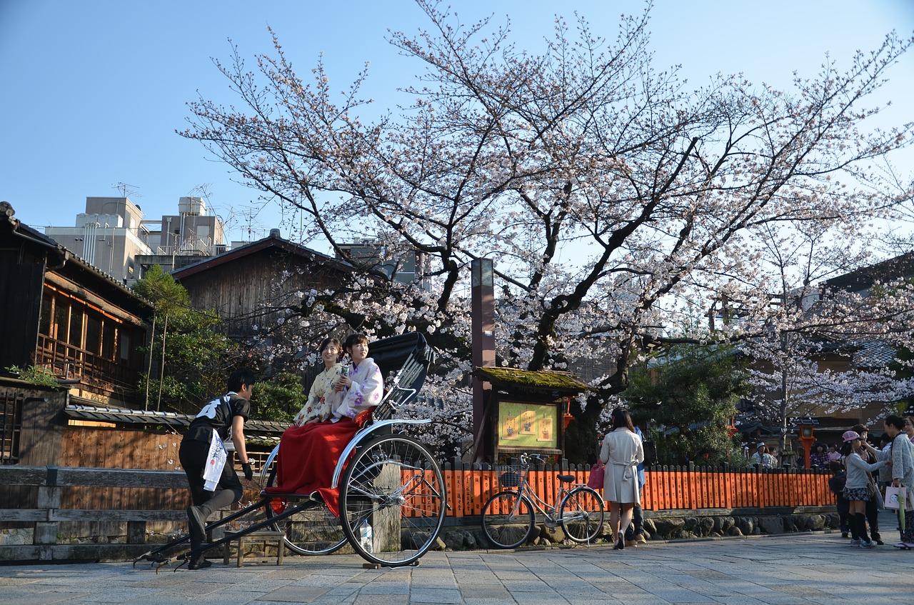 kyoto, no japão