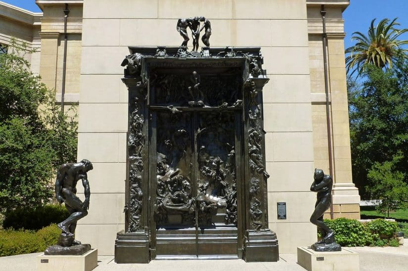 the gates of hell rodin