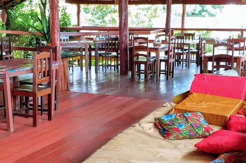 restaurante tribal alter do chão