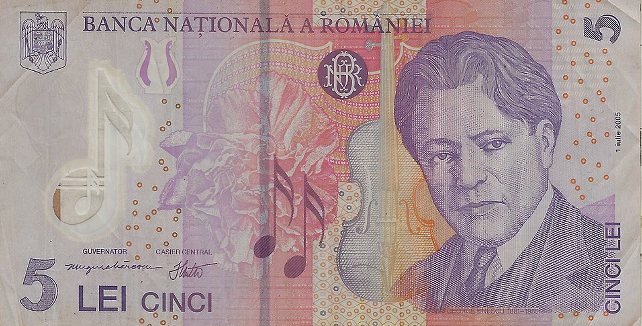 romenia moeda