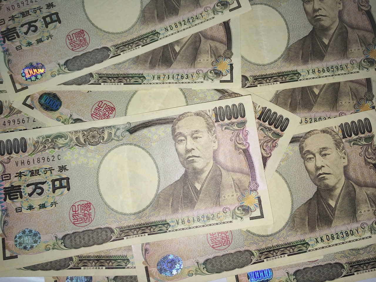 moeda japonesa iene