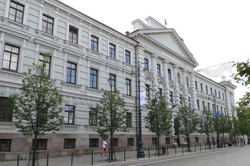 museu do genocidio lituania