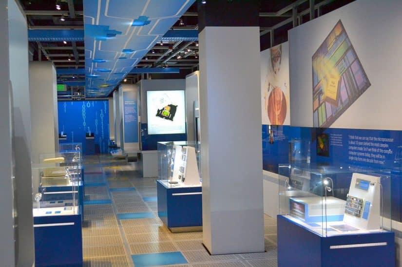 museu da intel preço