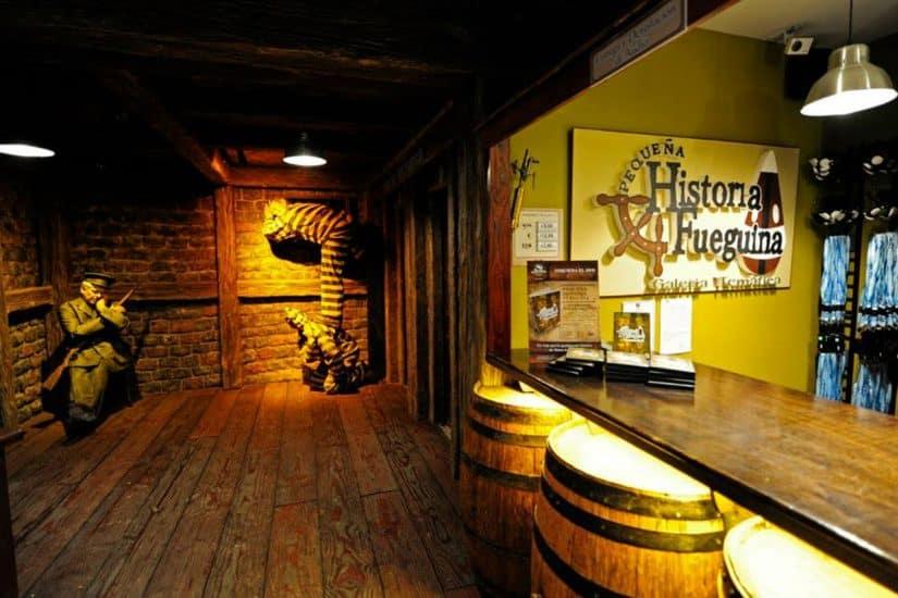 museus historicos em Ushuaia