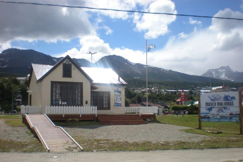 museu marítimo do presídio de ushuaia
