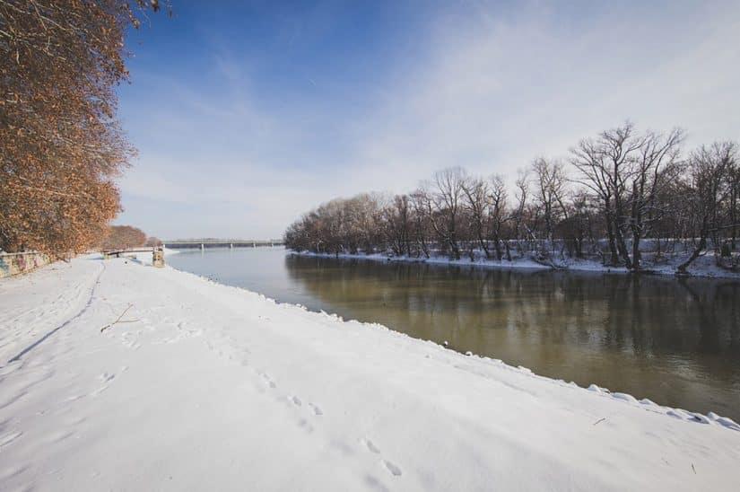 Hungria no Inverno