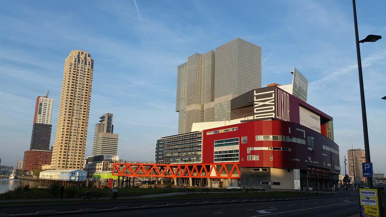 Bairros de Rotterdam