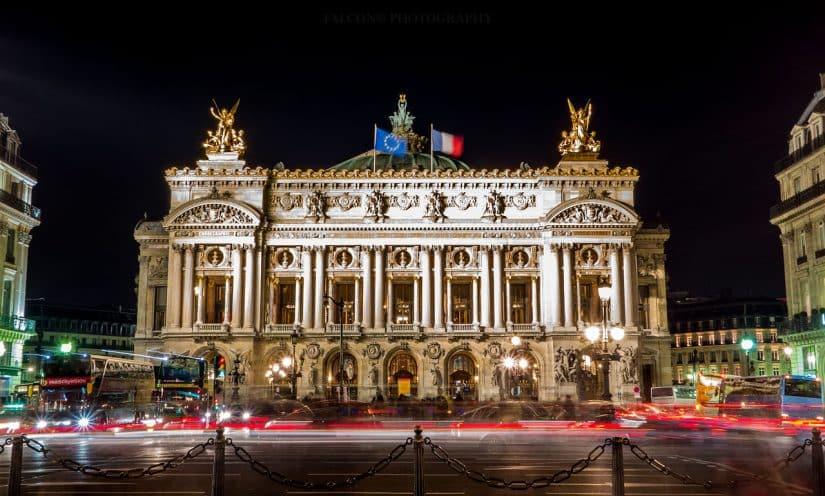 Tours para a Ópera Garnier