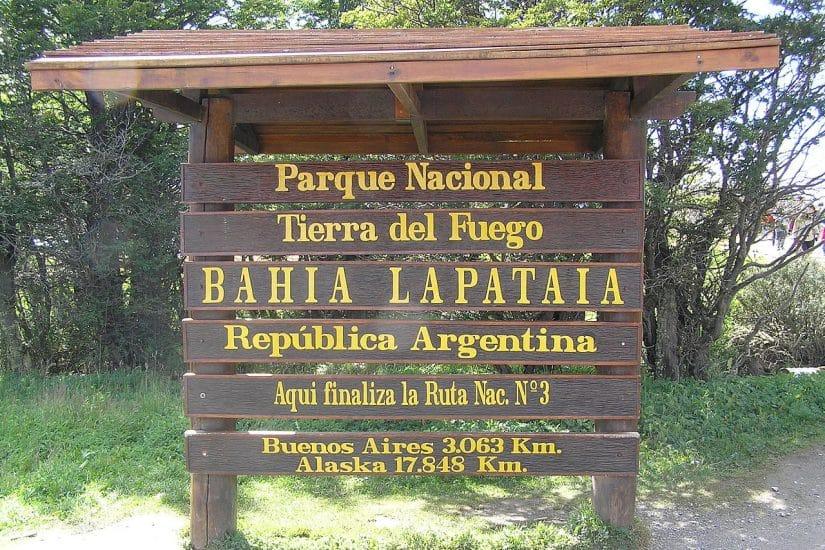 parque nacional tierra del fuego por conta propria