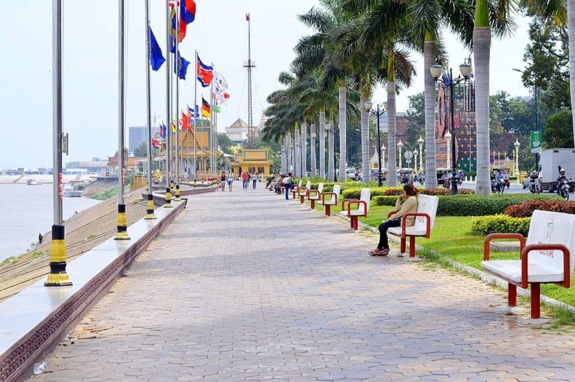 camboja capital